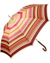 Missoni - Marta Striped Automatic Umbrella - Lyst
