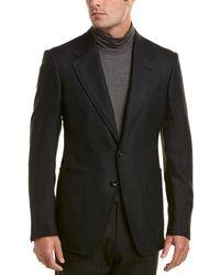 Tom Ford - Wool-blend Blazer - Lyst