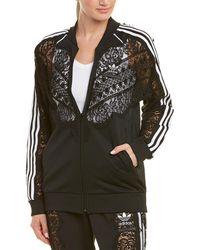 06d605112b6 Lyst - Alexander Wang Adidas Originals By Aw Flip Track Jacket in Black