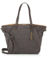 Vince Camuto - Grystn Alicia Velvet Tote - Lyst