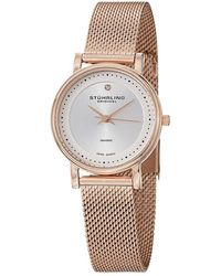 Stuhrling Original - Women's Lady Casatorra Elite Watch - Lyst