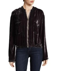 Young Fabulous & Broke - Fritzy Hooded Jacket - Lyst