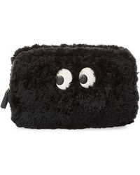 Anya Hindmarch - Ghost Make Up Pouch - Lyst