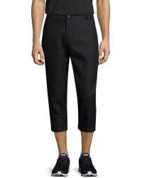 Matiere - Harris Wool Cropped Pants - Lyst