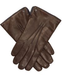 Hickey Freeman - Leather Split Gloves - Lyst