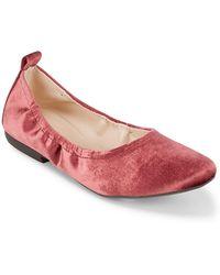 Nine West - Garnham Ballet Flats - Lyst