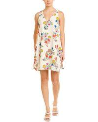 Lavender Brown - Floral Shift Dress - Lyst