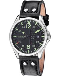 Stuhrling Original - Men's Aviator Watch - Lyst