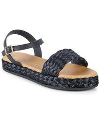Seychelles - Pre-game Metallic Sandals - Lyst