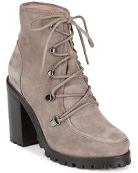 Seychelles - Transport Suede Boots - Lyst