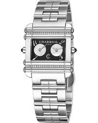 Charriol Men's Actor Diamond Watch