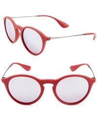 Ray-Ban - Round Sunglasses - Lyst