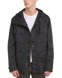 Vince - Military Parka Jacket - Lyst