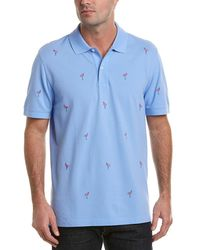 Brooks Brothers - 1818 Embroidered Polo - Lyst