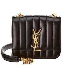 941553899d8 Saint Laurent Women's Large Monogram Matelasse Leather Chain ...
