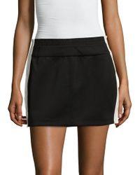 Dolce Vita - Lana Colorblocked Button Mini Skirt - Lyst