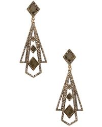 Lulu Frost - Odeon Statement Earrings - Lyst