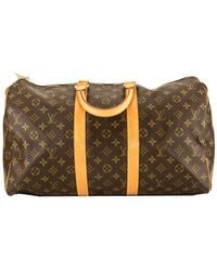 Louis Vuitton Monogram Canvas Keepall 45 - Multicolour