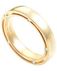 Damiani - 18k Diamond Ring - Lyst