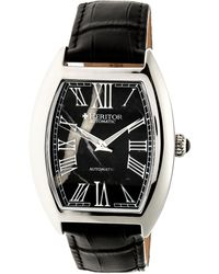Heritor - Baron Stainless Steel Watch, 40mm - Lyst
