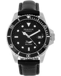 Heritor - Men's Lucius Watch - Lyst