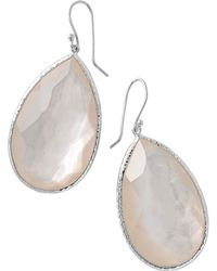 Ippolita - Rock Candy Large Pear Drop Earrings - Lyst
