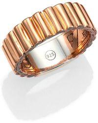 John Hardy - Bedeg Bronze & Sterling Silver Ring - Lyst