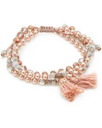 Chan Luu   Mix Bracelet   Lyst