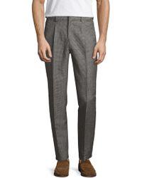 Thomas Pink - Chadwick Intarsia Trousers - Lyst