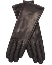 Maison Fabre - Leather Gloves - Lyst