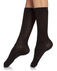 Hue - Sleek Socks Set - Lyst