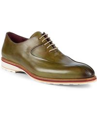 Mezlan - Lehman Leather Dress Shoes - Lyst