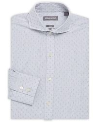 Michael Bastian - Double Dobby Dress Shirt - Lyst