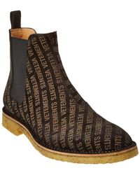 Vetements - Suede Boot - Lyst