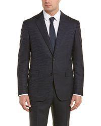 Pal Zileri Wool Suit - Blue