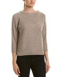 Forte - Cashmere Reversible Cardigan - Lyst