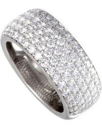 Cartier - Cartier 18k 2.08 Ct. Tw. Diamond Ring - Lyst