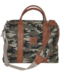 Buxton - Expedition Ii Huntington Gear 18in Laptop Briefcase - Lyst