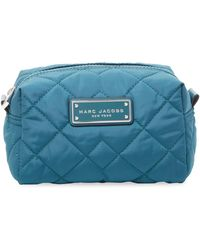 Marc Jacobs | Quilted Nylon Cosmetic Case | Lyst