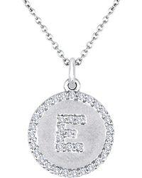 Nephora - 14k 0.30 Ct. Tw. Diamond Necklace - Lyst