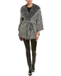 IRO - Textured Wool-blend Coat - Lyst
