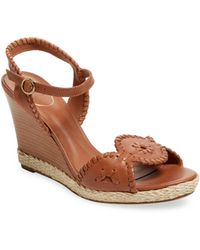Jack Rogers - Clare Rope Wedge - Lyst