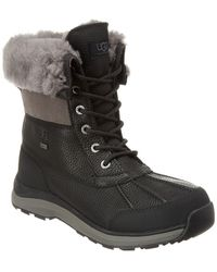UGG Women's Adirondack Ii Waterproof Suede & Leather Boot