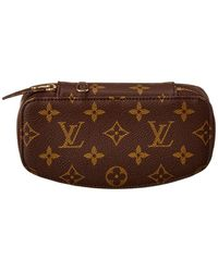 Louis Vuitton - Monogram Canvas Monte Carlo Jewellery Case - Lyst