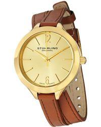 Stuhrling Original - Stuhrling Women's Vogue Watch - Lyst