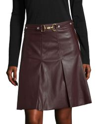Bagatelle - Pleated Skirt - Lyst