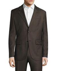 BLK DNM - 3 Wool Sportcoat - Lyst