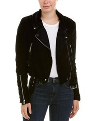 Bardot Scarlet Biker Jacket