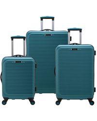 Elite Luggage - Sunshine 3pc Hardside Spinner Luggage Set - Lyst