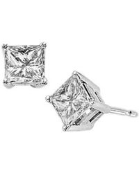 Nephora - 14k 0.33 Ct. Tw. Diamond Studs - Lyst